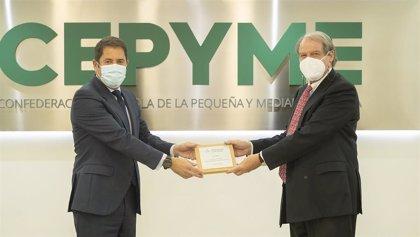 Cepyme se suma a la Alianza para la Formación Profesional Dual