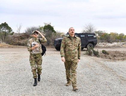 Azerbaiyán retoma el control de un distrito azerí cercano a Nagorno Karabaj