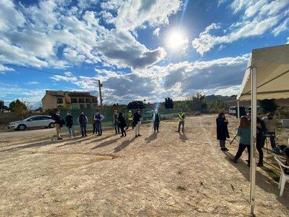 Comienza la construcción de una nueva promoción de viviendas de protección oficial en Vilafranca de Bonany