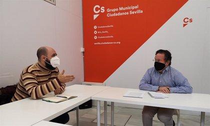 """Cs Sevilla pide una revisión de la ordenanza de patinetes """"de la mano del sector al quedar obsoleta la norma actual"""""""