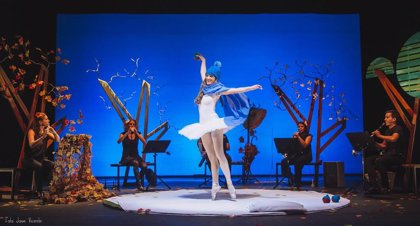 'El Jardín Musical', de Teloncillo teatro y Quinteto Respira, será retrasmitido por streaming a Finlandia