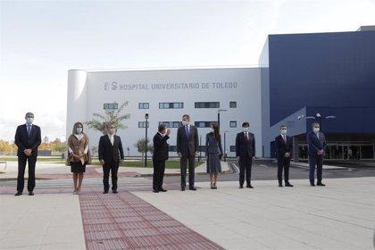 Concedida licencia de primera utilización parcial para la puesta en uso del Hospital Universitario de Toledo