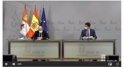 La Junta conoce la petición de la pedanía leonesa de Fuente de Oliva para anexión a Galicia y se remite a la Ley