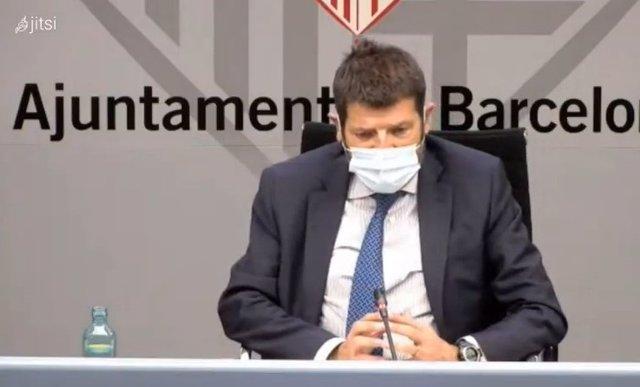La Urbana obre una informació reservada a l'agent que va disparar a un sense sostre a Barcelona