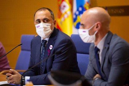 """Cvirus.- Sanidade trabaja ya en adecuar el plan de vacunación a las """"particularidades"""" de Galicia"""