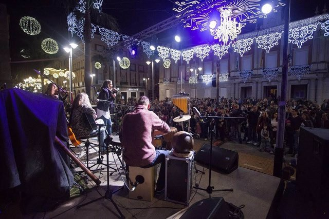 Celebración de una de las ediciones del Fair Saturday en Huelva, en una imagen de archivo.