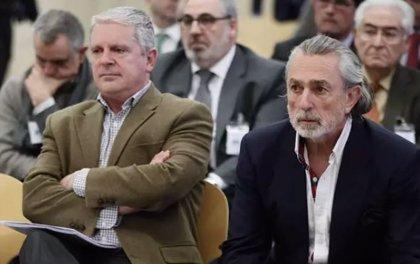 Listado de condenados en la Audiencia Nacional por los contratos de 'Gürtel' para la visita del Papa