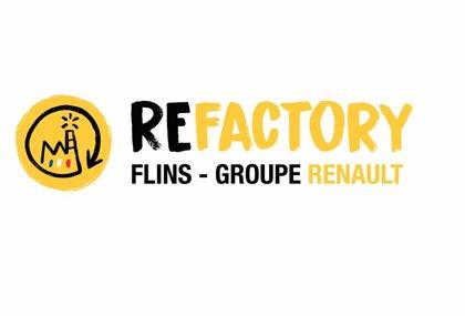 Renault pone en marcha en Francia una factoría de economía circular dedicada a la movilidad