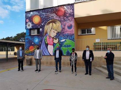 Educación valora el estado de los colegios de Pollença para preparar futuras intervenciones