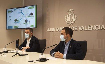 Una nueva app móvil del proyecto GrowGreen identifica la flora y las aves del barrio de Benicalap de València