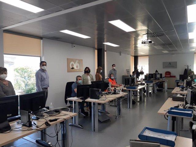 Nueva sala de Salud Responde en Jaén