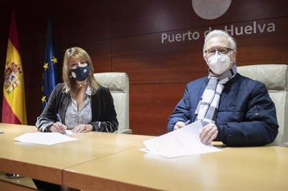 El Puerto de Huelva y la Fundación Tutelar TAU facilitarán la comunicación digital de las personas con discapacidad