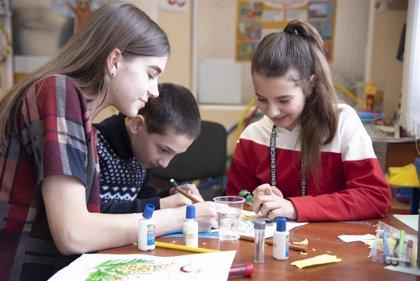 Aldeas Infantiles SOS lleva a las aulas andaluzas la solidaridad con los que sufren pobreza, desigualdad e injusticia