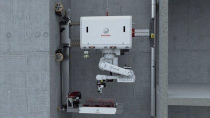 Schindler crea Schindler R.I.S.E, un nuevo sistema automatizado de instalación de ascensores