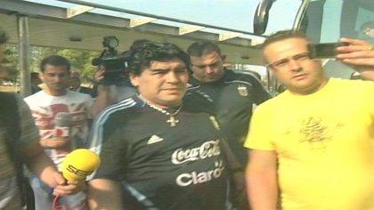 Fallece Maradona tras sufrir una parada cardiorrespiratoria