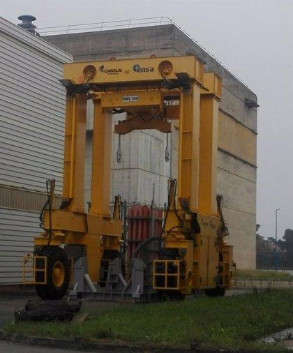 El CSN aprueba las modificaciones de los contenedores para Garoña y autoriza el traslado de polvo de uranio a Juzbado
