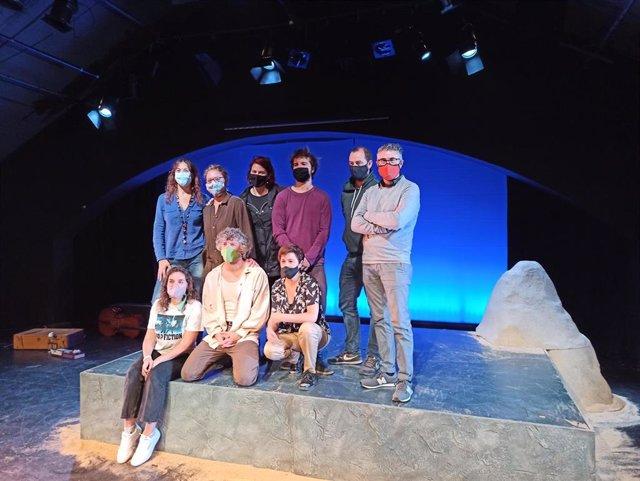 El Teatro Principal estrena la obra 'Antígonez 2077'.