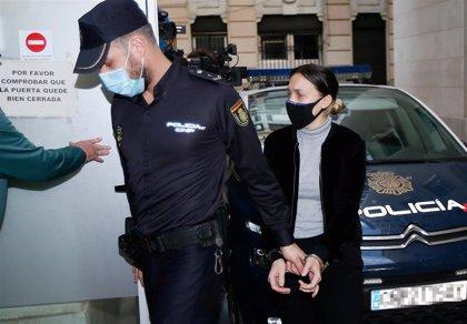 Prisión permanente revisable para la mujer que asesinó al hijo de ocho años de su pareja en Elda