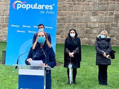 """Ana Pastor (PP) lamenta que España siga teniendo """"una lacra"""" en forma de """"cultura machista"""""""