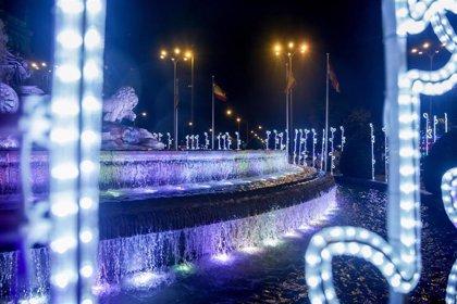 La Navidad llega hoy a Madrid con el encendido de luces en uno de los años más difíciles para la capital