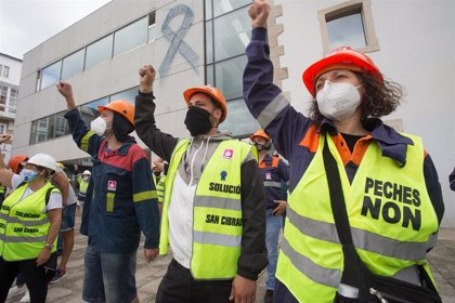 El Senado insta al Gobierno a suspender las ayudas a Alcoa por el cierre de la planta de San Cibrao (Lugo)