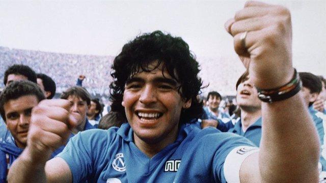 Documental Diego Maradona de Asif Kapadia