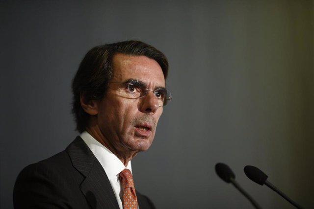 José María Aznar inaugura el curso académico 2016-2017 del Instituto Atlántico de Gobierno