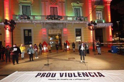 L'Hospitalet de Llobregat organiza un acto en motivo del Día Internacional contra la violencia machista