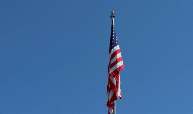 Bandera de EEUU.