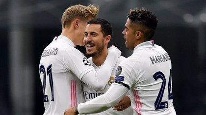 El Real Madrid ve la luz