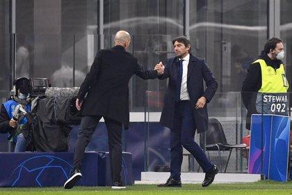 """Zidane: """"Sacamos lo mejor, cuando los jugadores se tienen que poner, se ponen"""""""
