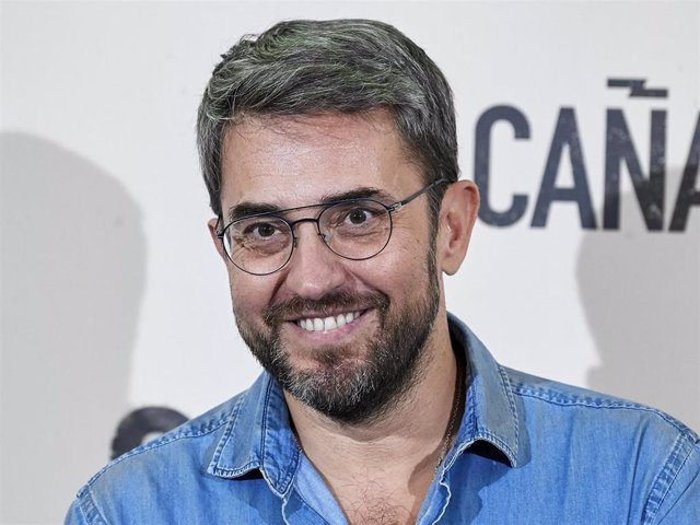 Maxim Huerta attends 'Sordo' premiere at the Capitol cinema on September 11, 2019 in Madrid, Spain.