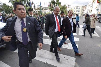 Bolivia.- Fiscalía de Bolivia incluye a Murillo y al ex de Defensa López en las investigaciones por la masacre de Sacaba
