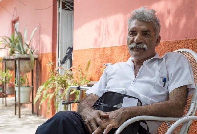 El ex jefe de las Autodefensas de Michoacán, José Manuel Mireles.