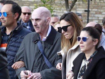 Fallece el padre de Irene Rosales