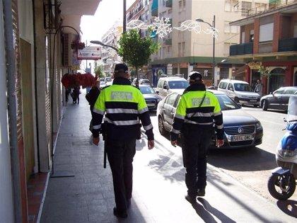 La Policía Local de Logroño detiene a un varón por quebrantar la orden de alejamiento
