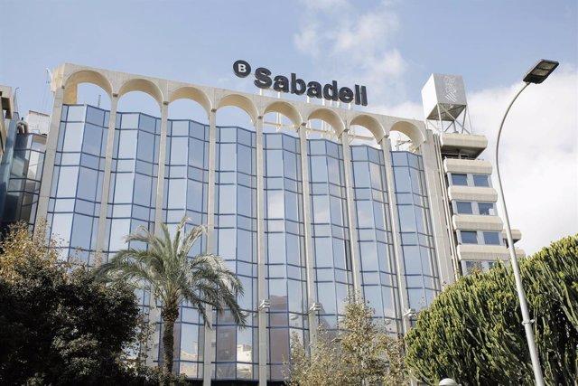 Seu del Banc Sabadell (Arxiu)