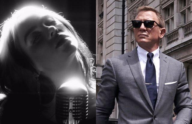 La banda sonora de James Bond Sin Tiempo para Morir nominada a los Grammy