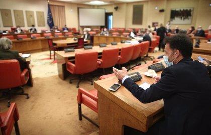 Ciudadanos confirma su rechazo a los Presupuestos votando en contra en la comisión del Congreso