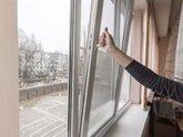 Foto: La AEP recomienda la ventilación natural en las aulas frente a la Covid-19