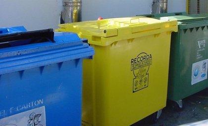 Cada gallego genera 422 kilos de basura al año, una cifra que va al alza