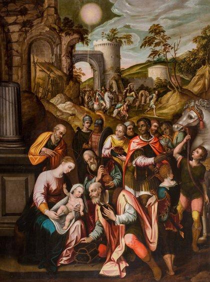 El Museo de Zaragoza incorpora una de las obras incluidas en su línea de restauración