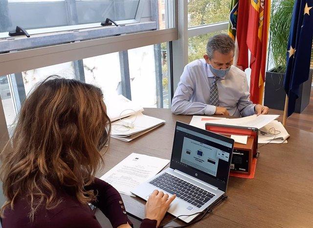 El consejero Celso González defiende ante el Comité de las Regiones la continuidad de La Rioja en el próximo programa europeo de cooperación transfronteriza