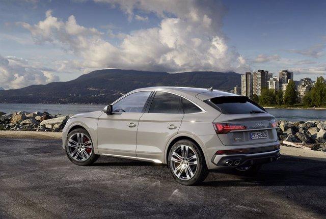 El nuevo Audi SQ5 Sportback TDI.