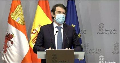 Mañueco ve indecente la intención de Sánchez de justificar la subida de impuestos usando a dirigentes que no son de PSOE