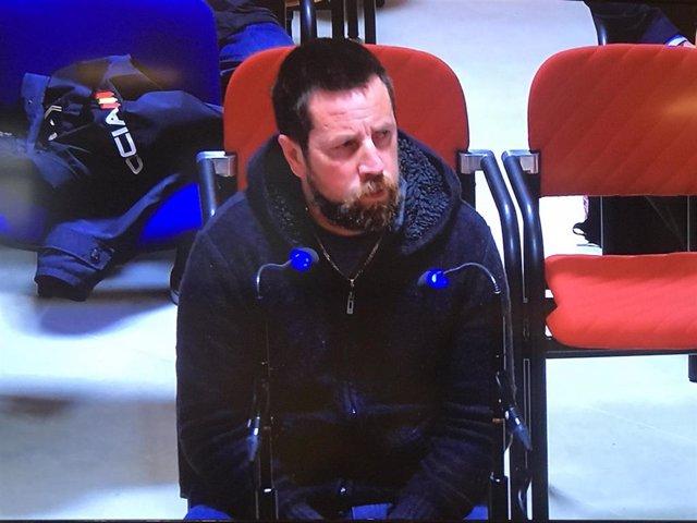 Xuízo contra José Enrique Abuín, alias O Chicle, polo intento de rapto dunha moza en Boiro.