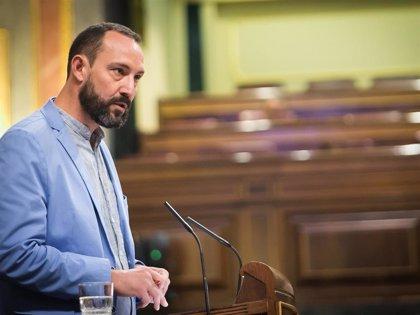 Jaume Moya será el cabeza de lista de los comuns por Lleida en las elecciones catalanas
