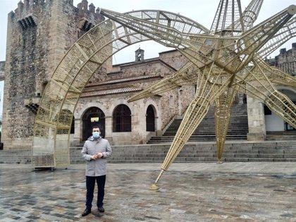 Cáceres recibirá a los Reyes Magos en tres globos aerostáticos para que los niños puedan verlos desde sus casas