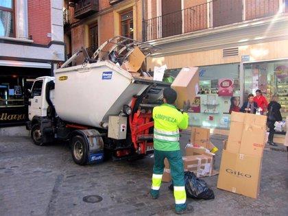 Los españoles generaron 137,8 millones de toneladas de residuos en 2018 de los que se reciclaron 47,2 millones