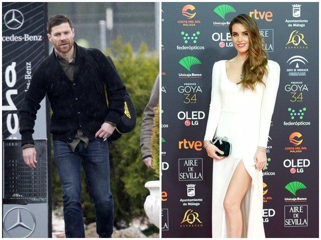 Xabi Alonso y Ona Carbonell, deportistas españoles mejor vestidos del año